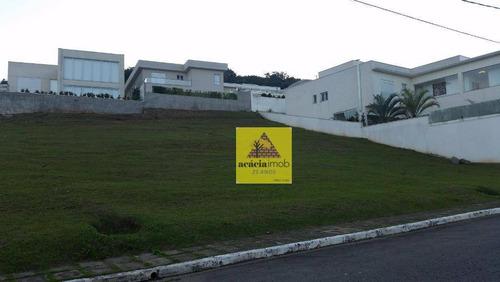 Imagem 1 de 14 de Terreno À Venda, 517 M² Por R$ 1.080.000,00 - Tamboré - Santana De Parnaíba/sp - Te0186