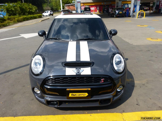 Mini Cooper S Mt 2000cc