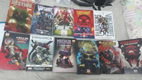 Vingadores E Vilões Marvel 11 Encadernados Panini Capa Dura
