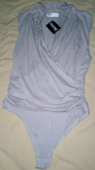 Body - Blusa De Dama.nuevo.marca Vestire. Talla M
