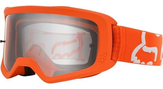 Goggle Fox Main Race Nar/flo (adulto ) Motocross Enduro Mtb