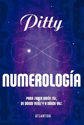 Libro Numerologia - Pitty