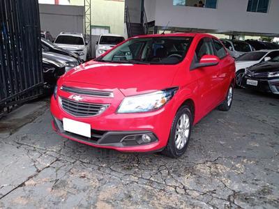 Chevrolet Prisma Ltz 1.4 Flex 2015 Vermelho Revisado