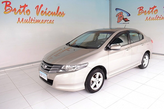 Honda City 1.5 Lx 16v Flex 4p Manual 2010