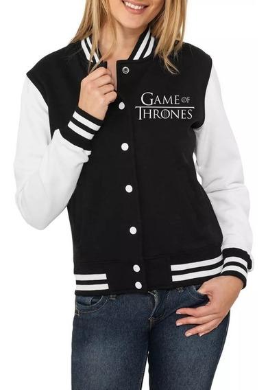 Casaco Feminino Colegial Game Of Thrones Blusa De Frio