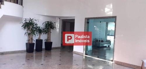 Apartamento À Venda, 265 M² Por R$ 3.200.000,00 - Moema - São Paulo/sp - Ap29543