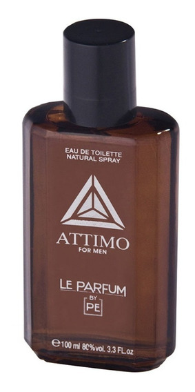 Attimo For Men Paris Club - Perfume Masculino - Eau De Toilette 100ml
