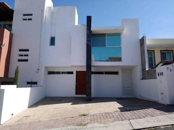 Casa En Renta En Punta Esmeralda Corregidora Querétaro