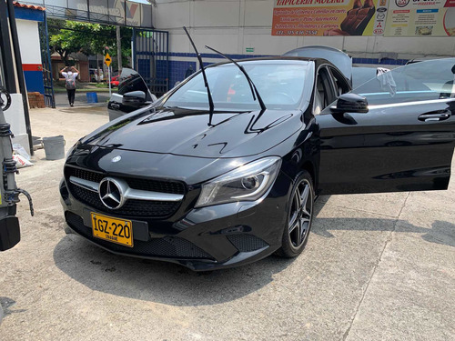 Mercedes-benz Clase Cla 2016 1.6 Limited Plus