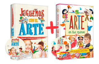 Combo Taller De Plástica + Educación De Arte Para Niños