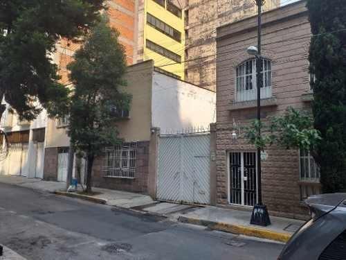 Terreno Habitacional - Comercial, En La Colonia Insurgentes Mixcoac