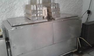 Picoleteira Maquina De Picolé (280 Picole A Cada 30min) 220v