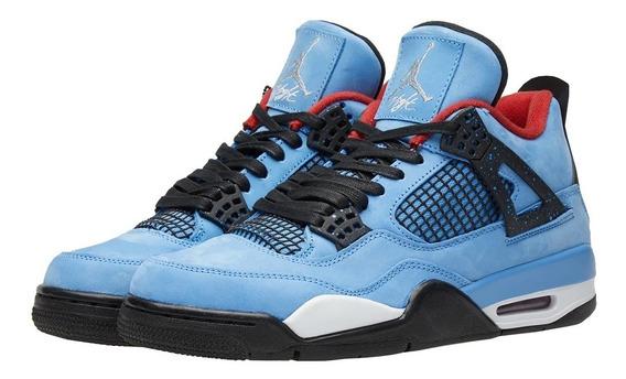 Nike Jordan 4 Retro, Cactus Jack Travis Scott