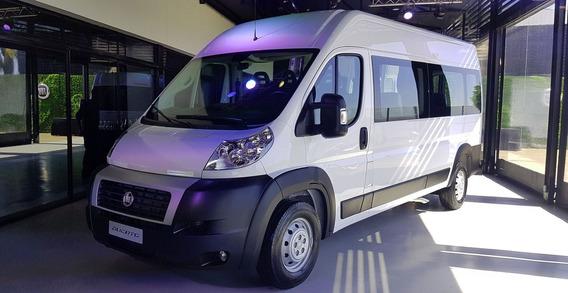 Minibus Ducato 0km -credito Prendario, $160.000 Y Cuotas -ls