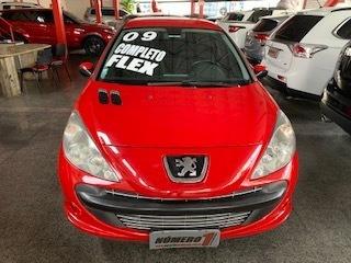Peugeot 207 2009 1.6 16v Xs Flex 3p