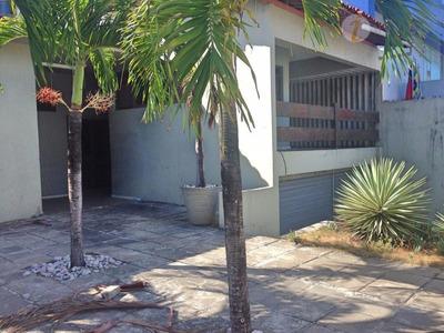Casa Comercial Em Avenida Principal - Ca1271