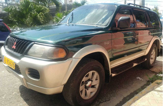 Mitsubishi Montero Sport 2002 4x2 Sistema De Gas Americana