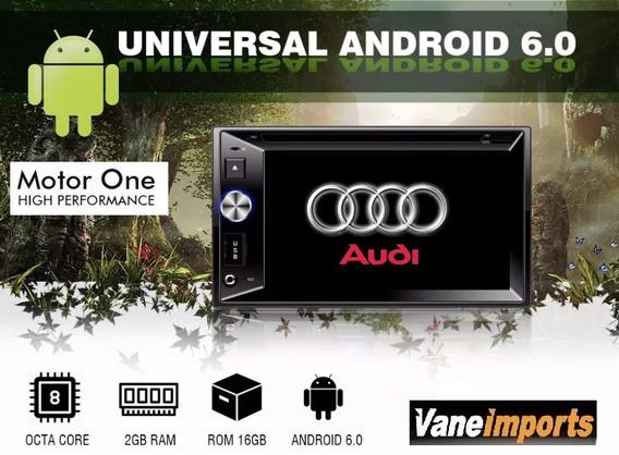 Central Multimidia Audi A3 Android - Som Automotivo no