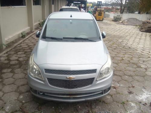 Sucata Chevrolet Agile 2010/2011 Ltz 1.4 Retirada De Peças