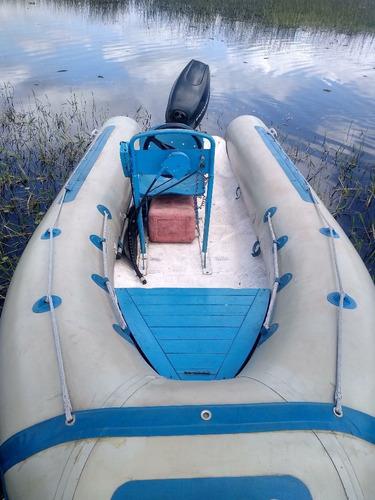 Bote Inflável Fr420
