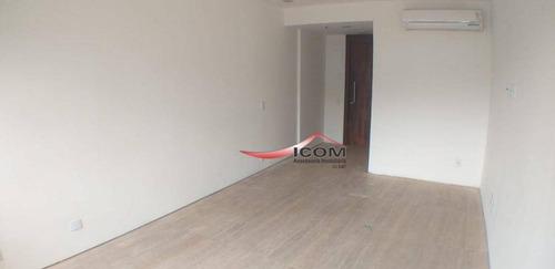 Sala Para Alugar, 30 M² Por R$ 4.900,00/mês - Leblon - Rio De Janeiro/rj - Sa0305