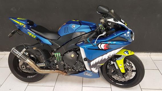 Yamaha R1 A Mais Linda Do Brasil Yzfr1