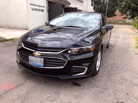 Chevrolet Malibú 2016 Negro Ls 1.5 Turbo Camara De Reversa