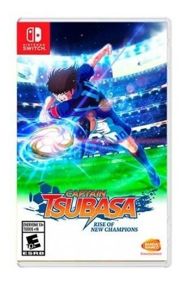 Juego Nintendo Switch Captain Tsubasa Rise Of New Cha Tk361