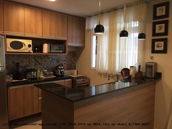 Casa Em Condomínio Para Locação, Pq S Bento, 3 Dormitórios, 1 Suíte, 2 Banheiros, 4 Vagas - Loc-497