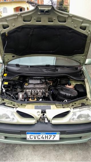 Renault Scénic 2.0 8v Completo