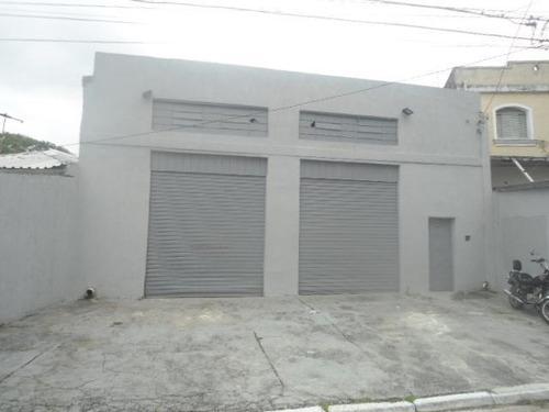Salão À Venda, 225 M² Por R$ 750.000,00 - Vila Prudente - São Paulo/sp - Sl0089