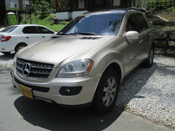 Mercedes Benz Ml 320 [w164] Cdi At 3000cc V6 Td