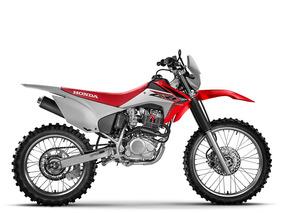 Moto Honda Crf230 F 19/19 Zero Pta Entrega 3 Anos Garantia