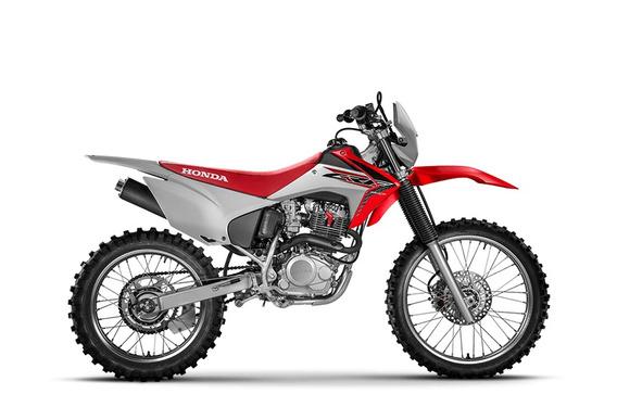 Moto Honda Crf230 F 19/20 Zero Pta Entrega 3 Anos Garantia
