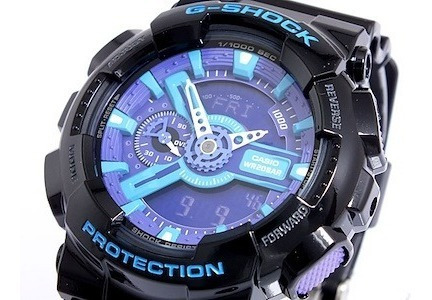Relógio Casio G-shock Masculino Ga-110lpa-1adr Original