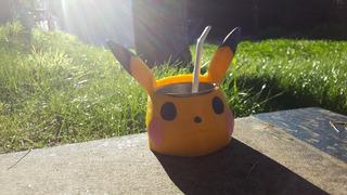 Mate Pikachu Con Envio Gratis
