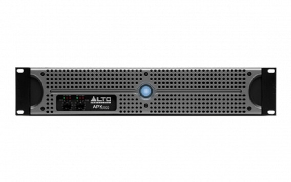 Apx1000 Class D Digital Amplifica 2x250w 8 Ohm 2x500w 4 Alto
