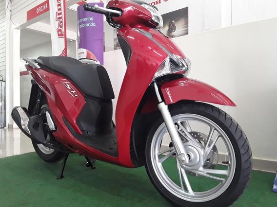 Scooter Honda Sh 150i Abs Automatico Iluminação Em Led Vd/tr