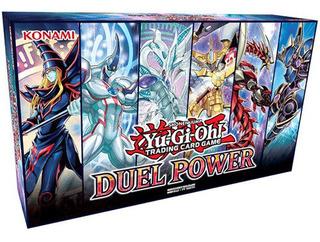 Cartas Yu-gi-oh Duel Power Box Inglés