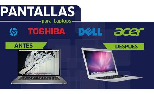 Pantallas Para Laptop Hp Toshiba Acer Dell Lenovo Nuevas