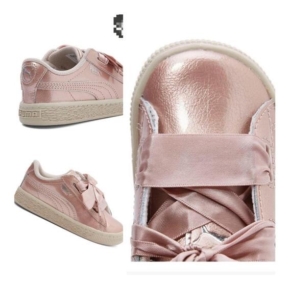 Zapatos Para Niña Marca Puma Talla 23