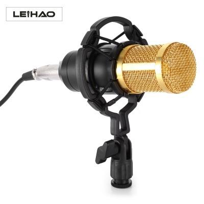 Leihao Bm - Microfone Condensador Profissional 800