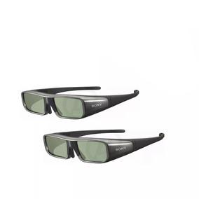 Kit 2 Óculos Sony 3d Para Tv Sony Bravia Br100 Original
