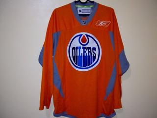 Camisa Edmonton Oilers Reebok