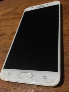 Celular Samsung J7 Prime Rosê Usado