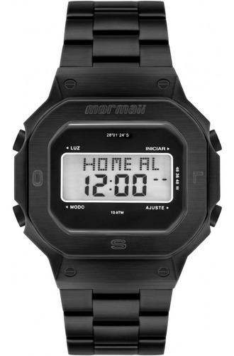 Relógio Mormaii Masculino Acqua Pro Mobj3421ab/4p C/ Nfe