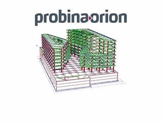 Probina Orion V14-cálculos De Concreto Armado E Estático