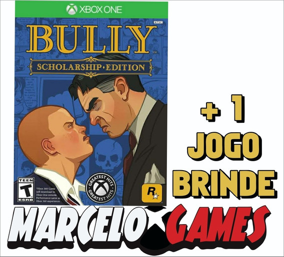 Bully Scholarship Edition Xbox One Midia Digital