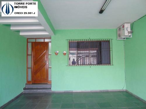Imagem 1 de 15 de Sobrado Com 3 Dormitórios, 1 Suite E 2 Vagas Na Vila Ema - Metro Oratório - 2772