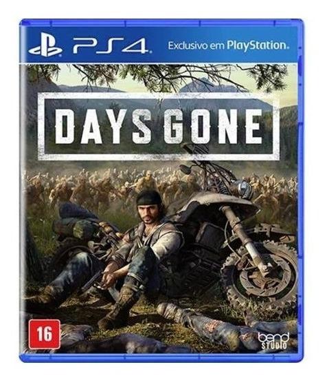 Days Gone - Ps4 Lacrado